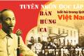 Ngày quốc khánh Việt Nam ngày quan trọng đầy ý nghĩa